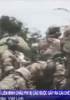 Binh sĩ Liên minh châu Phi bị cáo buộc khiến 24 dân thường Somalia thiệt mạng
