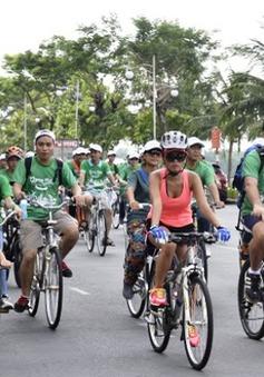 1.000 người đạp xe hưởng ứng Ngày môi trường Thế giới