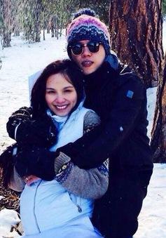 Hoa hậu Diễm Hương hạnh phúc sinh con trai đầu lòng tại Mỹ