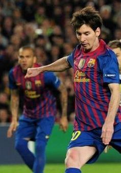 """""""Giải mã"""" phong độ sút penalty tệ hại của Messi"""