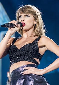 Taylor Swift là nghệ sĩ được theo dõi nhiều nhất trên Instagram