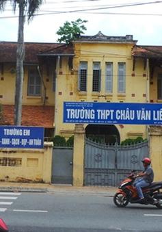 Cần Thơ: Tạm dừng dự án xây mới ngôi trường trăm tuổi