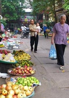 """Dẹp chợ cóc, chợ tạm - Vẫn chỉ như """"bắt cóc bỏ đĩa""""?"""