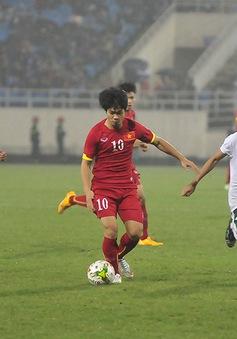 O. Việt Nam tập nhẹ trước trận gặp Macau (Trung Quốc)