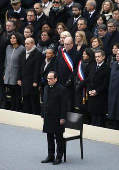 Pháp tổ chức lễ tưởng niệm các  nạn nhân khủng bố ngày 13/11