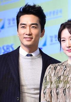 Song Seung Hun vinh dự vì được đóng chung với Lee Young Ae