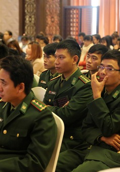 """Khán giả đánh giá cao những kiến thức bổ ích trong diễn đàn """"Tuyên truyền biển - đảo Việt Nam"""""""