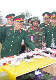 PTL 70 năm ngày truyền thống Lực lượng vũ trang Quân khu 3 (20h10, VTV1)