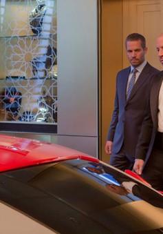 Nhờ Paul Walker, Fast & Furious 7 cán mốc tỷ đô