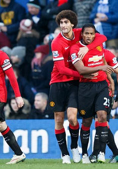 Fellaini nổ súng, Man Utd thắng nhọc QPR
