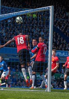 """Chấm điểm Everton - Man Utd: Quỷ đỏ """"hóc"""" kẹo bơ"""
