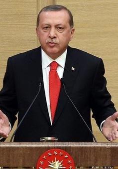 Tổng thống Thổ Nhĩ Kỳ phê chuẩn thành lập chính phủ lâm thời
