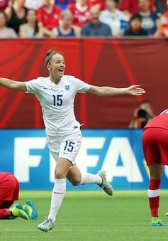 World Cup nữ 2015: Giấc mơ của người Anh về chức vô địch thế giới