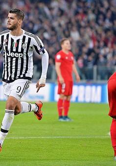 Juventus 2-0 Sevilla: Bà đầm già vẫn lão làng