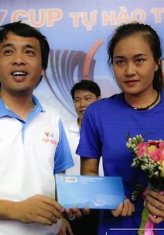 VTV Cup 2015: ĐT Việt Nam nhận thưởng nóng 110 triệu đồng