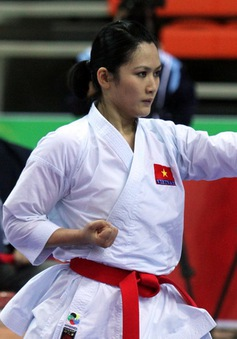 Nguyễn Hoàng Ngân sẽ dẫn dắt ĐT quyền nữ karatedo Việt Nam