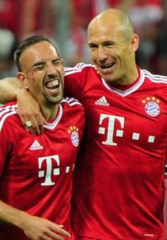 Bayern trả giá đắt sau trận đại thắng Shakhtar Donetsk
