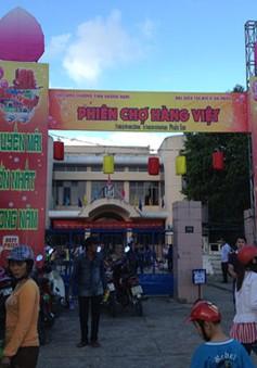 Đưa hàng Việt về nông thôn Quảng Nam