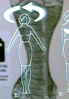 Đo kích cỡ áo lót bằng công nghệ 3D