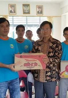Ngày 23/12, đưa 42 ngư dân Việt Nam bị Indonesia bắt giữ về nước