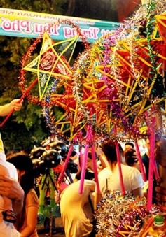 Tết Trung thu 2015: Đồ chơi truyền thống lên ngôi, ngoại nhập thoái vị
