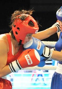 Các võ sĩ hàng đầu hội tụ ở giải vô địch Boxing toàn quốc 2015