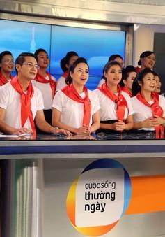 Bật mí hậu trường ít người biết của những người làm Thời sự ở VTV