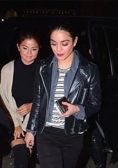 Selena Gomez hẹn hò ăn tối với Vanessa Hudgens