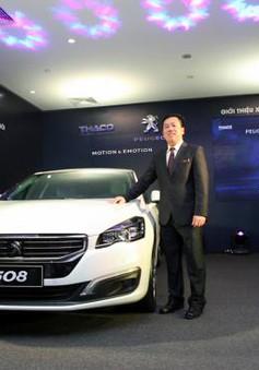 Peugeot 508 ra mắt phiên bản mới với thân xe dài