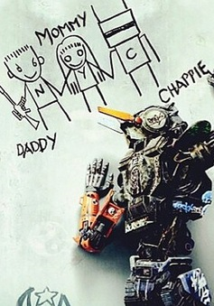 """""""Người sói"""" Hugh Jackman góp mặt trong Chappie - Robot độc nhất vô nhị"""