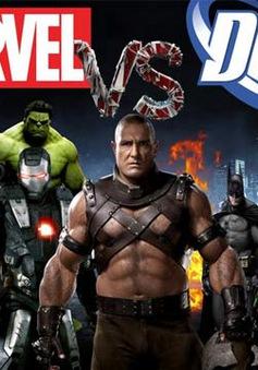 DC lên lịch cho dòng phim về siêu anh hùng cạnh tranh với Marvel tới năm 2020