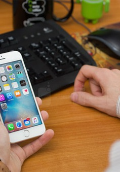 iPhone 6S – Smartphone tốt nhất năm 2015