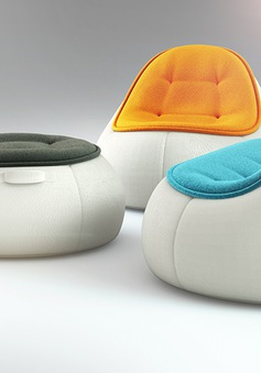 PUFFi - Chiếc ghế thư giãn độc đáo