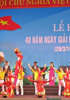 Kỷ niệm 40 năm ngày Giải phóng Đà Nẵng