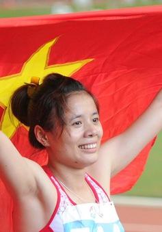 Vị trí của VĐV Điền kinh Việt Nam trên đấu trường thế giới