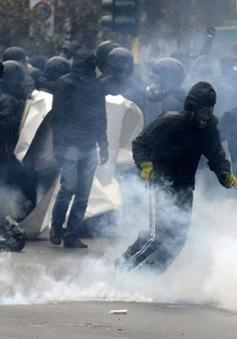 Italy: Bạo loạn xảy ra tại Hội chợ Expo 2015