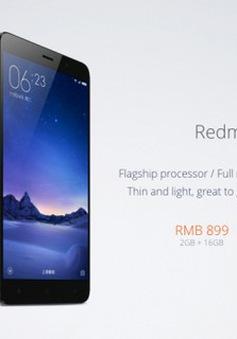 Xiaomi Redmi Note 3 chính thức ra mắt với pin 'khủng', giá rẻ