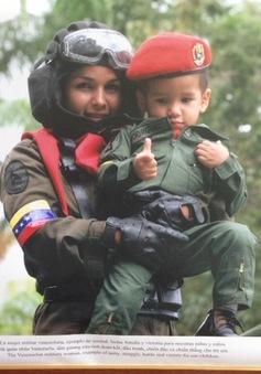 Câu chuyện về quyền bình đẳng của phụ nữ Venezuela trong thế kỷ 21