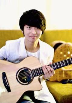 Thần đồng guitar Hàn Quốc sắp biểu diễn tại Việt Nam