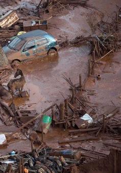 Brazil ngừng hoạt động khu mỏ gây thảm họa vỡ đập