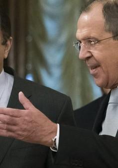 Nga - Qatar thảo luận về vấn đề Syria