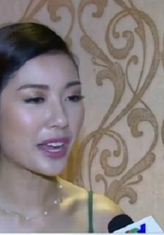 Gặp Á hậu 3 cuộc thi Hoa hậu Quốc tế 2015 Phạm Hồng Thúy Vân