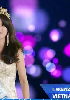 Gặp cô gái Việt giành ngôi Á hậu khiếm thính thế giới 2015