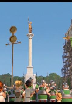 Asterix và vùng đất thần thánh – Phim dành cho gia đình dịp lễ 30/4