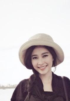 Ngắm loạt ảnh mặt mộc của Hoa hậu Đặng Thu Thảo