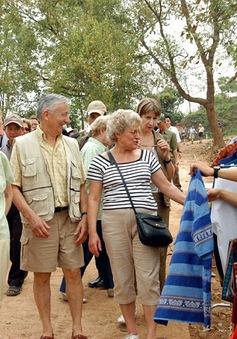 Lượng khách quốc tế đến Việt Nam tăng mạnh trong tháng 8
