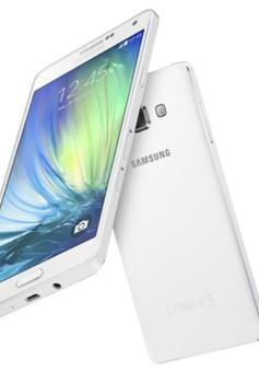 So sánh nhanh Galaxy A7, Galaxy S5 và iPhone 6