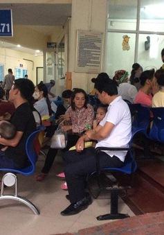 Số trẻ bị mắc sởi phải nhập viện tăng mạnh