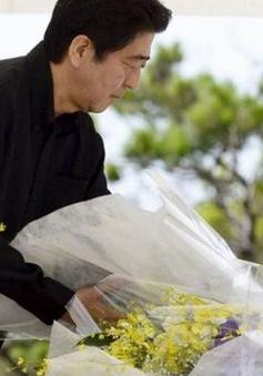 Nhật Bản tưởng niệm 70 năm kết thúc trận chiến Okinawa
