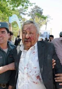 Afghanistan: Cơ quan chính quyền bị tấn công, 10 người thiệt mạng